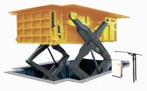 程力環衛專業廠生產各類垃圾站及配套車輛圖片