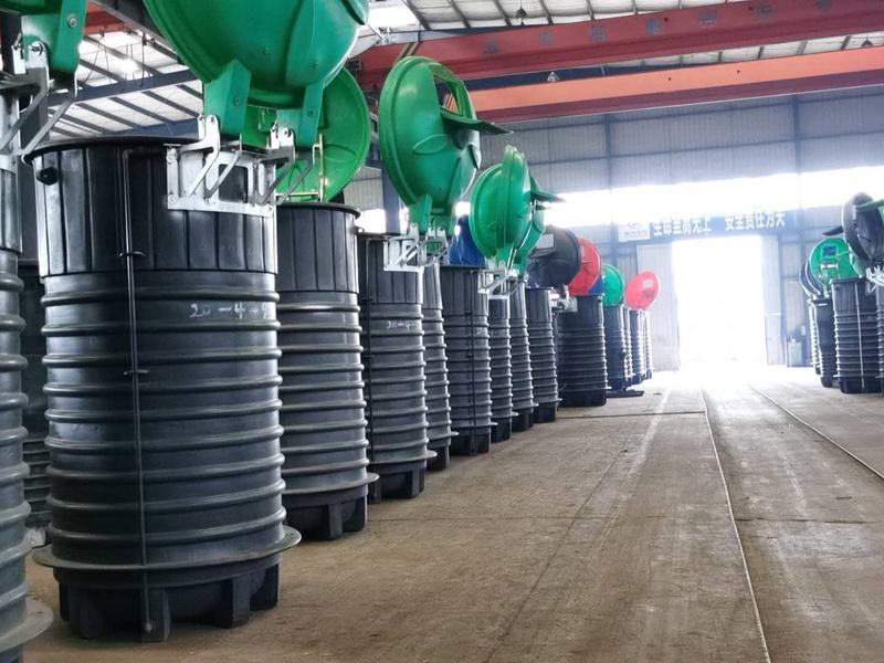 湖北程力新款地埋式垃圾桶发货山西,地埋式垃圾桶厂家直销