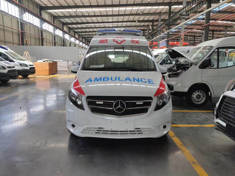 程力!成就世界的動力!程力救護車醫療設備專業廠家圖片