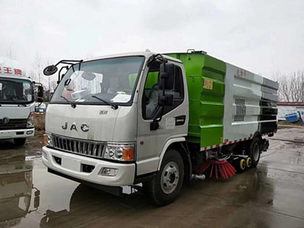 国六高速道路洗扫车生产厂家