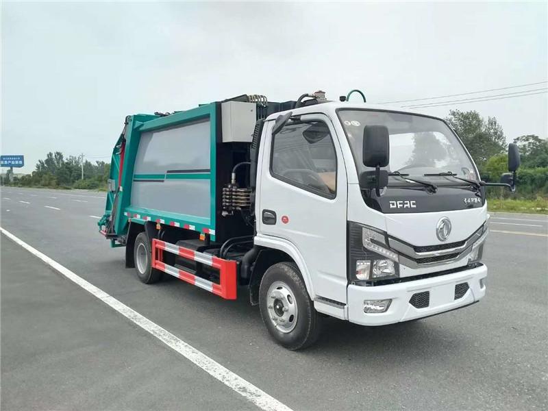 压缩垃圾车专业生产制造厂家
