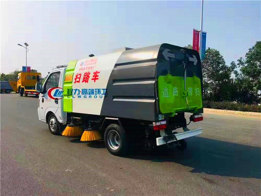 國六3方東風途逸掃路車(汽油版)