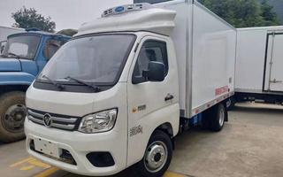 福田祥菱M1冷藏车价格,适合2吨左右的货物运输图片