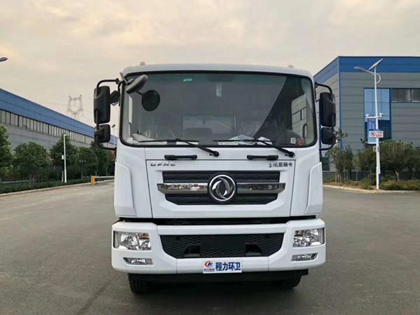 国六厂家生产各类垃圾车-国六垃圾车报价