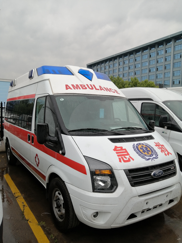程力医疗救护车间为云南瑞丽疫情提供专用救护车辆