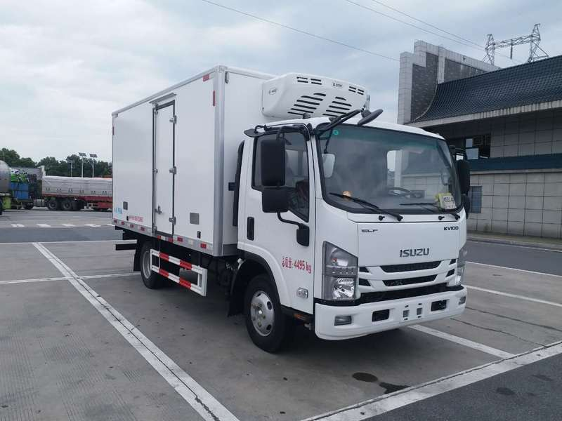 深圳冷藏车厂家直销,让你省去中间商赚取的差价.