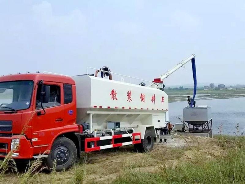 东风20吨散装饲料车厂家价格