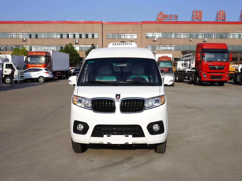 金杯小海狮X30L面包冷藏车(国六)