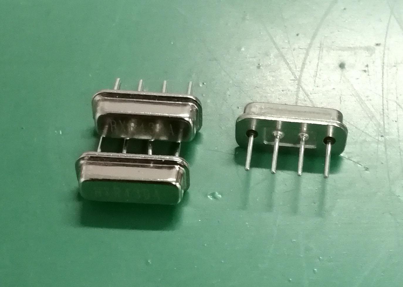F11R433.92聲表諧振器