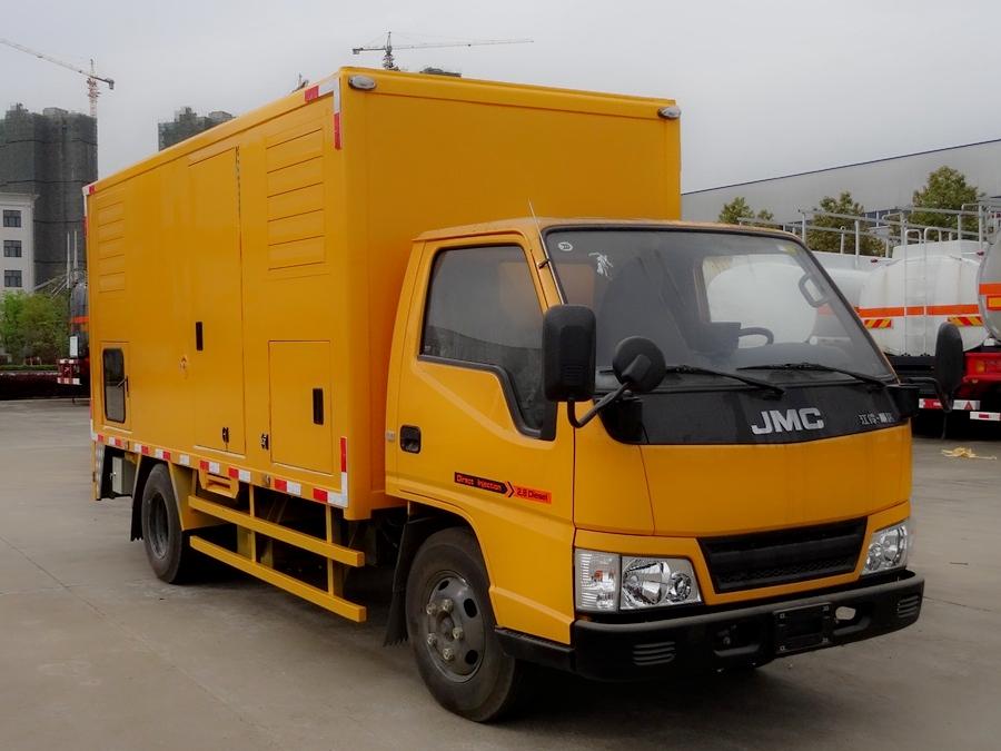 江铃小型供电车
