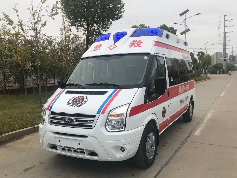 福特新时代V348救护车现车出售可分期