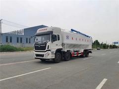 散装饲料车价格_东风20吨散装饲料车厂家直销