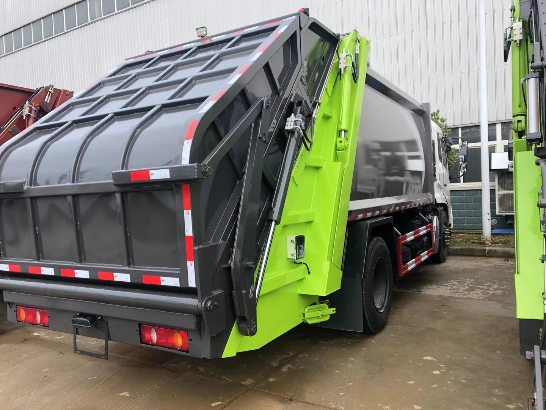 压缩垃圾车14 方图片