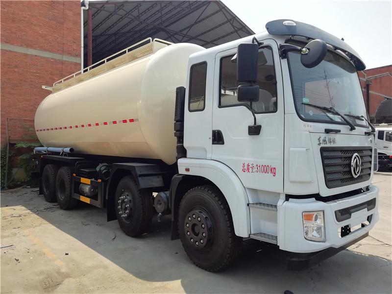 青岛市国六散装水泥罐车价格