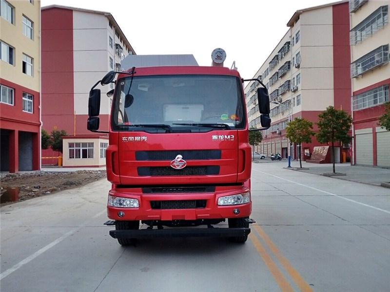 国六中型 散装饲料运输车运输首选