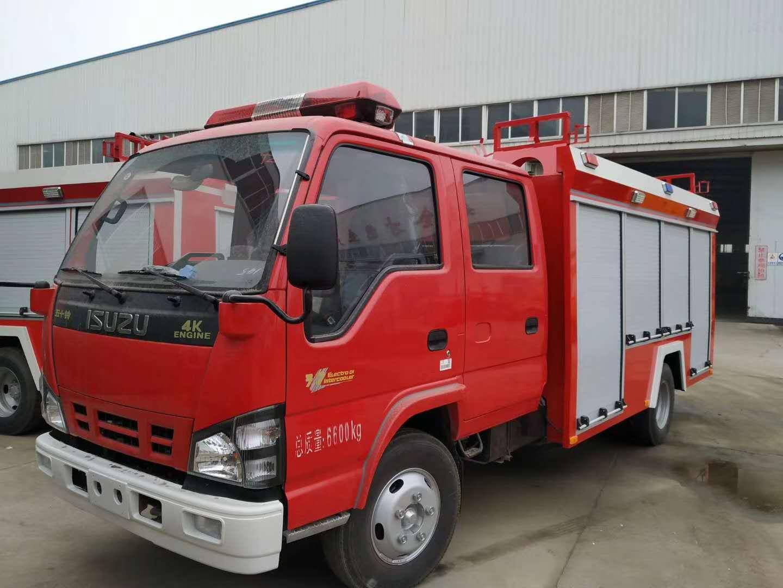 消防車系列
