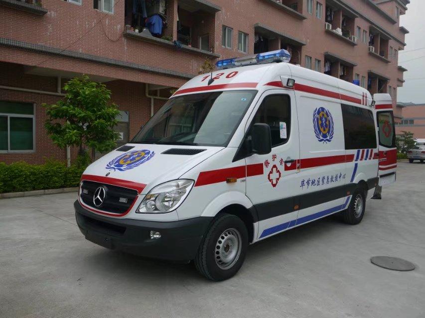 进口奔驰斯宾特救护车(监护症)
