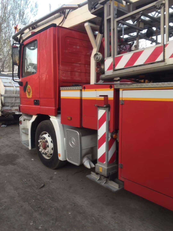 波浪涛登高平台消防车/马基路斯登高消防车/卢森堡亚登高平台消防车