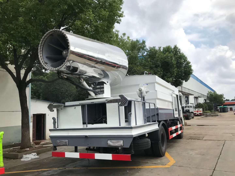 雾炮洒水车(13吨)图片