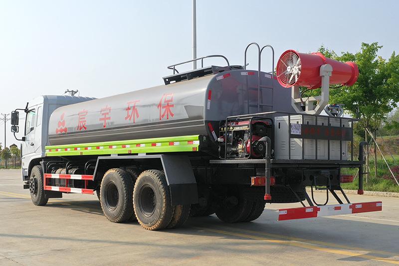 雾炮洒水车(18吨)图片