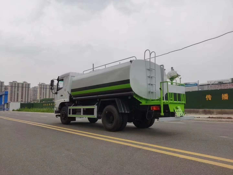 東風華神新款12噸灑水車圖片