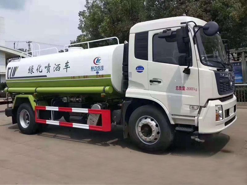 東風天錦13噸灑水車