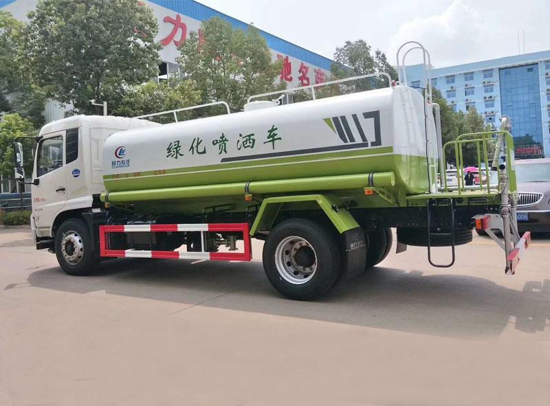 東風天錦13噸灑水車圖片