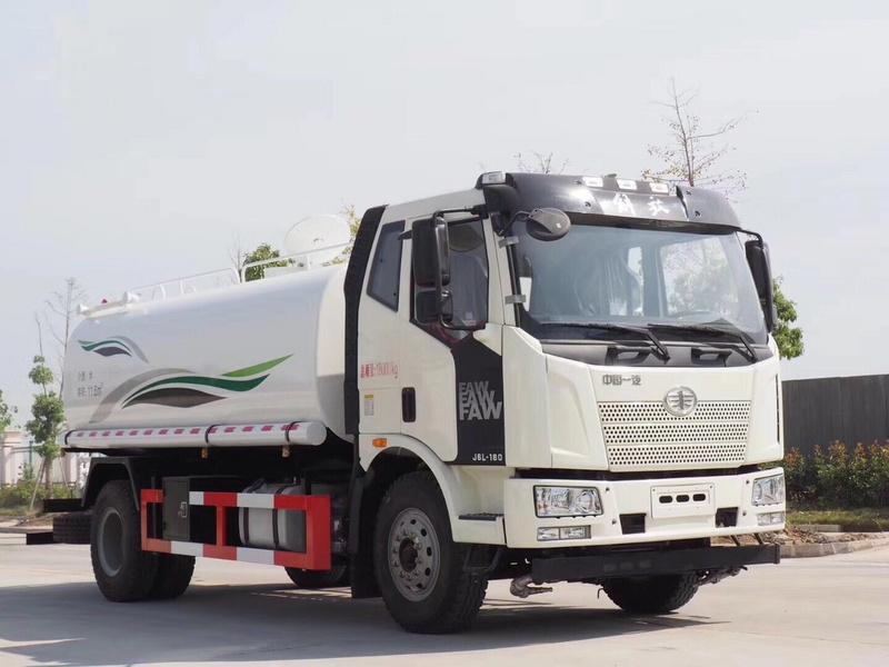 程力灑水車可以在北京上牌照了
