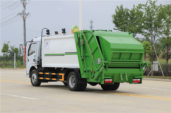 國六各類環衛垃圾車專業定制生產廠家,價格