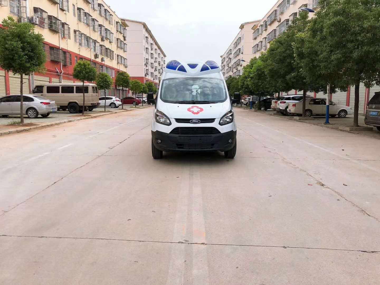 今日推荐,新款泰格警灯救护车,ABS吸塑一体成型内饰,现车供应,图片