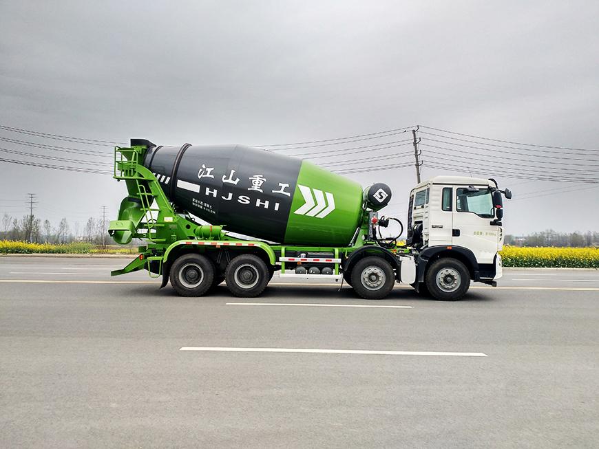 出售搅拌车各类品牌车型重汽HOWO 陕汽 红岩 福田视频