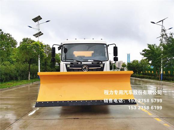 各類環衛、重型汽車前面加裝重型除雪鏟作業效果視頻展示視頻