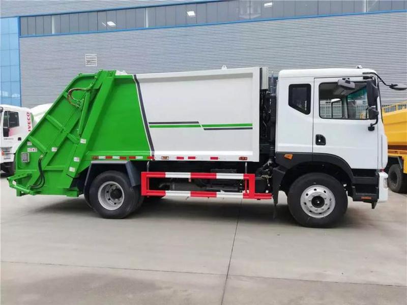 压缩垃圾车生产厂家