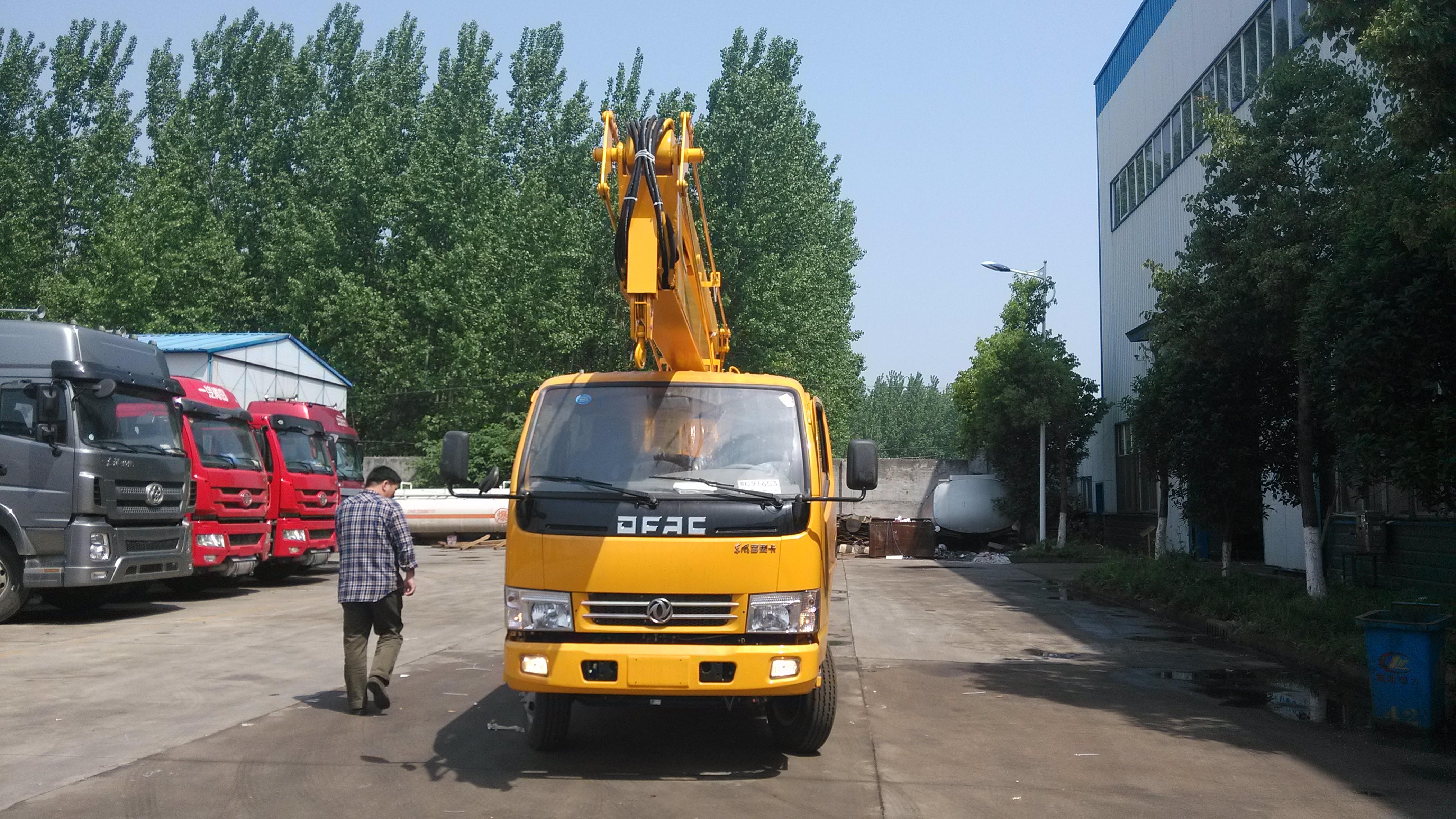 暢銷款東風16米高空作業車出售圖片