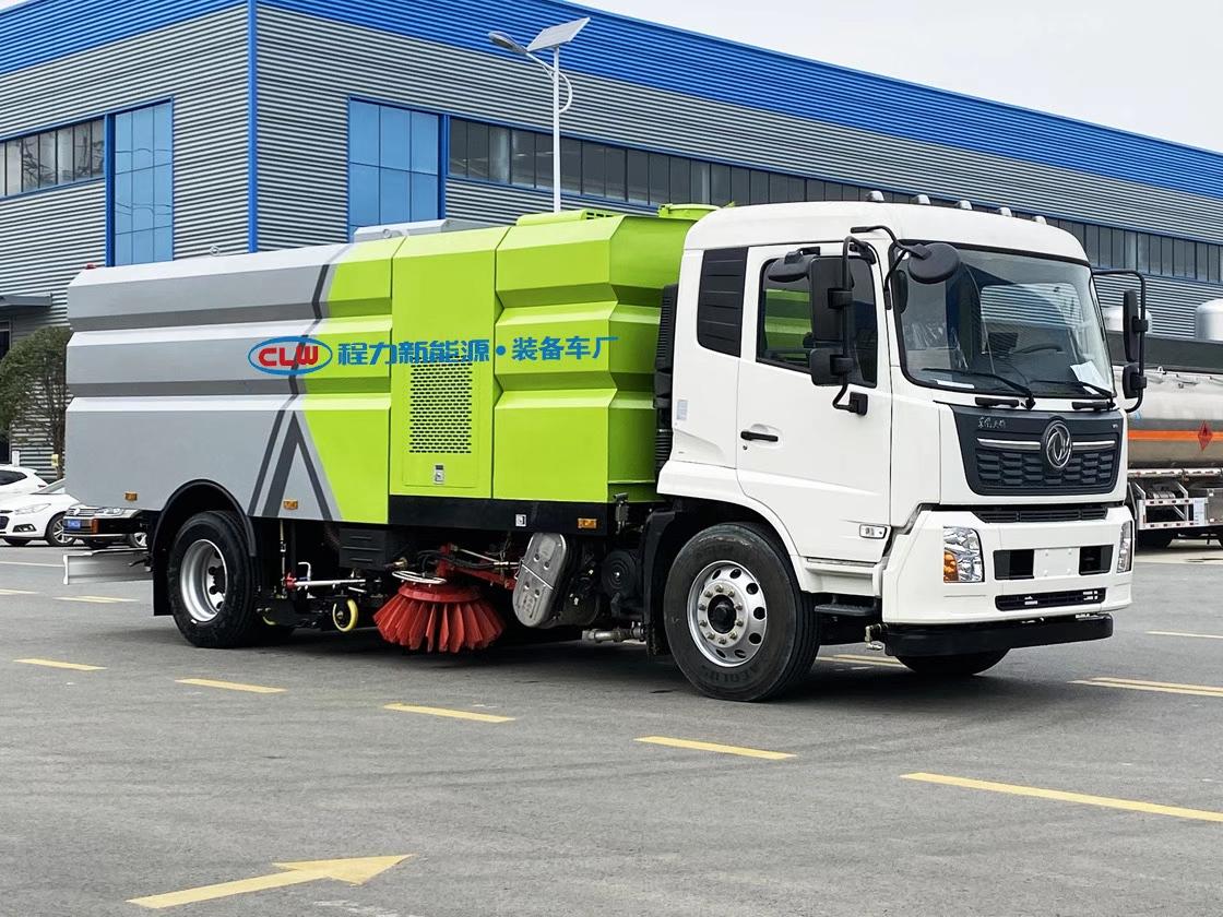 新能源洗扫车厂家图片