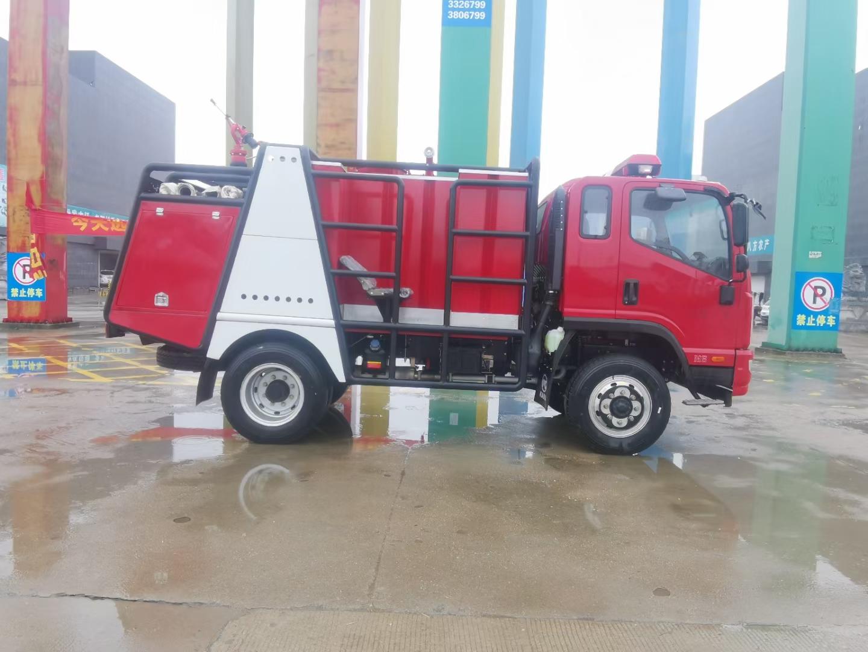 KMC5080GXFSL20型森林消防車圖片