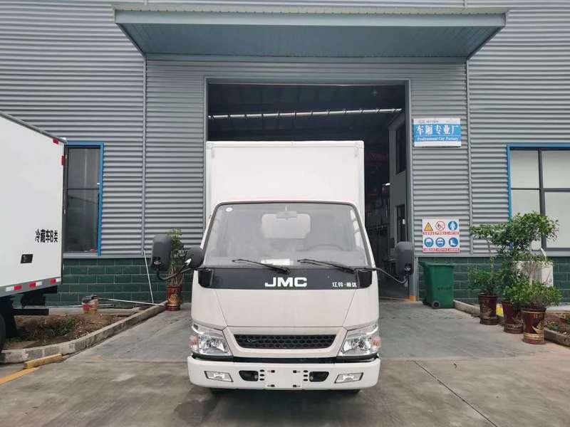 国六4米2蓝牌冷藏车性价比较高畅销款有哪些你知道吗?(一)