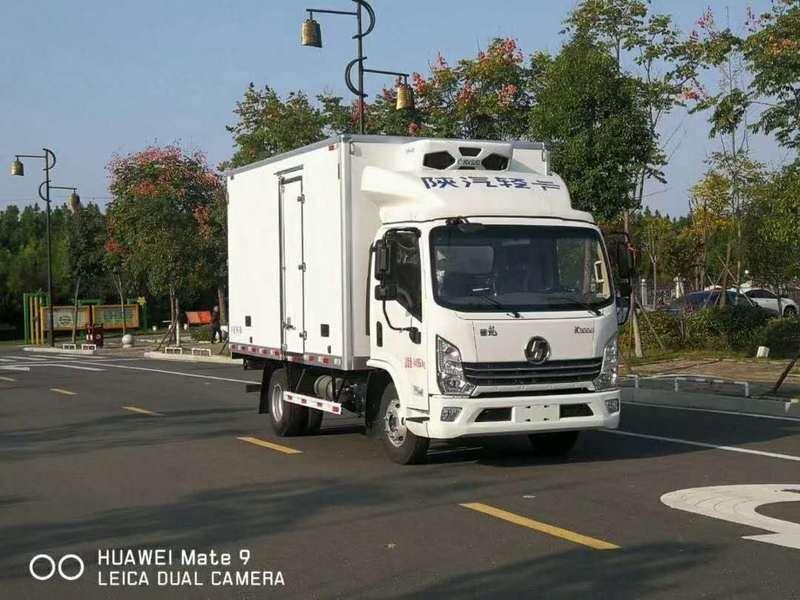 国六4米2蓝牌冷藏车性价比较高畅销款有哪些你知道吗?(五)