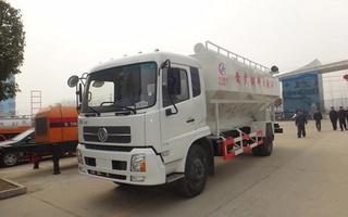海安饲料运输车_10吨散装饲料车_10吨饲料运输车