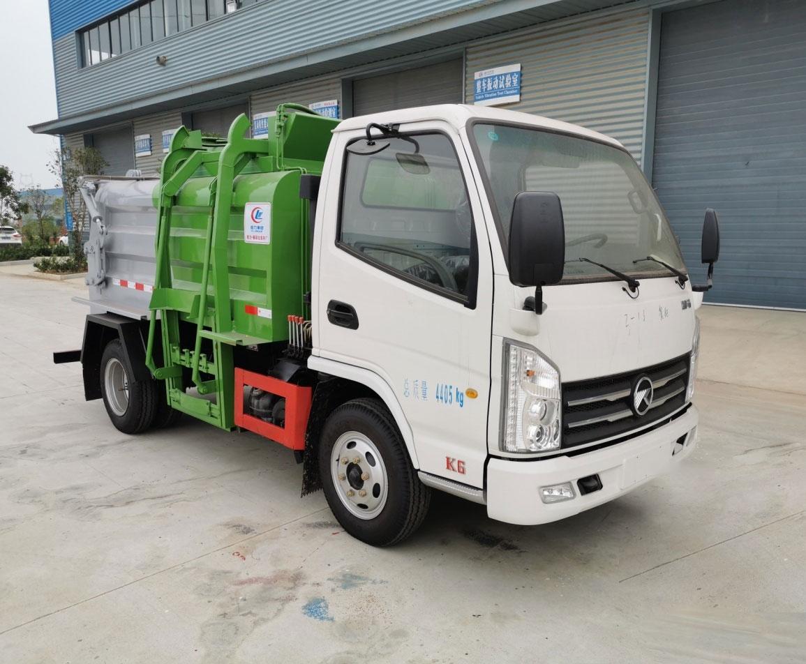凯马餐厨垃圾车(CL5040TCACC6)图片