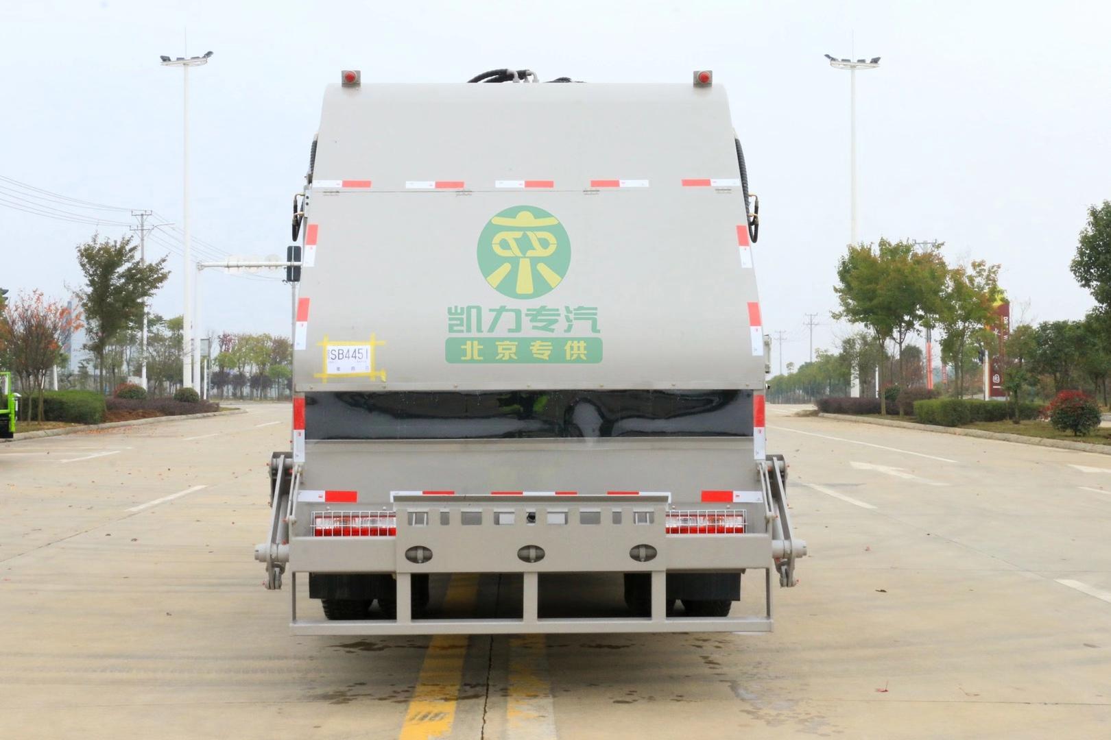 東風D9大多利卡 北京專供圖片