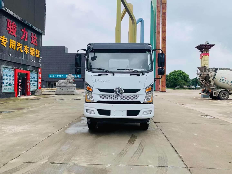 國六東風D1灑水車180馬力12方灑水車