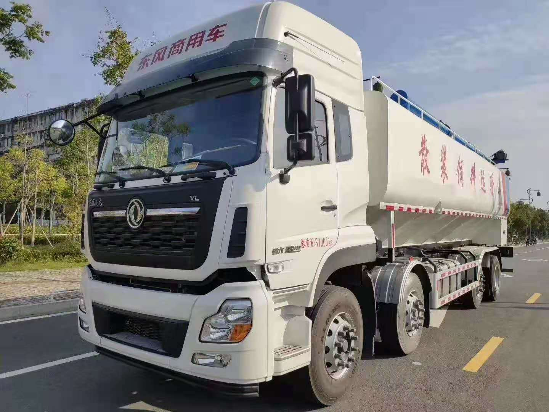 东风天龙 20吨散装饲料车使用注意事项,厂长笔记16