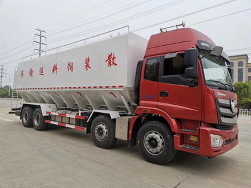 15吨散装饲料车厂家报价 四川散装饲料车在哪里买
