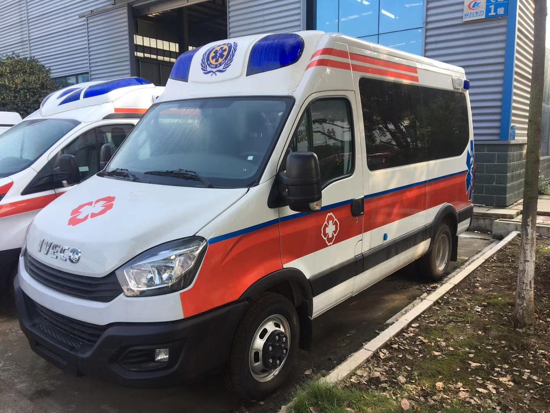 負壓救護車的工作原理是什么?(1)視頻