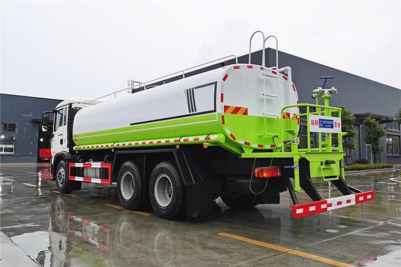 重汽20吨洒水车