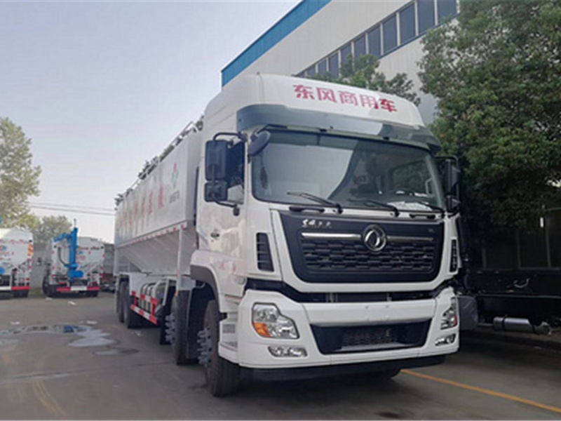 东风20吨散装饲料车多少钱|厂家|价格