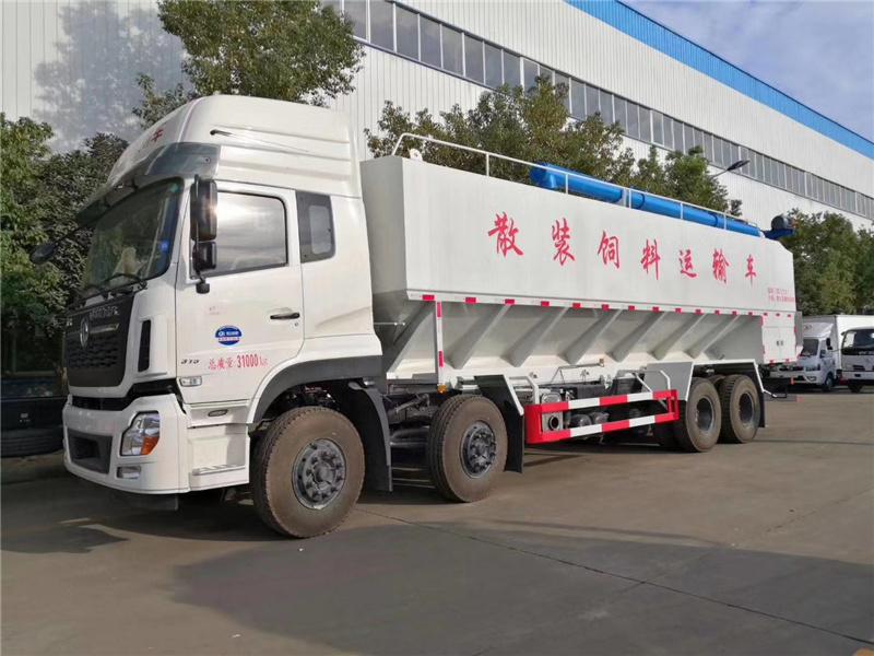 12-20吨散装饲料车价格表