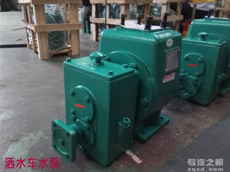 陕西宝鸡地区洒水车的水泵冻裂了怎么维修?