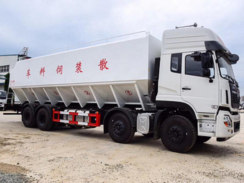 东风20吨散装饲料车价格|厂家|报价